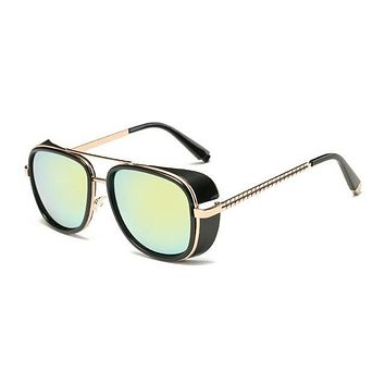 Men's Rossi Coating Vintage Sunglasses Collection - 8 Colors