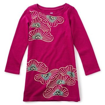 Tea Collection 'Juhi' Print Dress (Toddler Girls, Little Girls & Big Girls) | Nordstrom