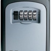 Master Lock 5401D Select Access Wall-Mounted Key Storage Box with Set-Your-Own Combination Lock