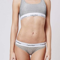 Modern Cotton Bralet and Pants by Calvin Klein - New In This Week - New In