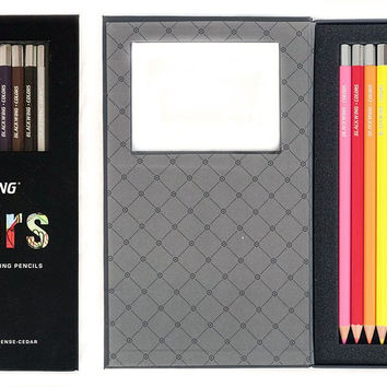 Blackwing Colors: Colored Pencil Set