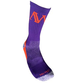 Athletic Socks - American Warrior Logo and Chevrons