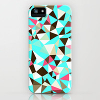 Cherry Mint Choco Tris iPhone Case by Beth Thompson | Society6