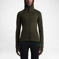 The Nike Tech Fleece Windrunner Full-Zip Women's Jacket.