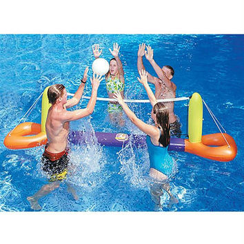 Swimming Pool Volleyball Game - No Assembly