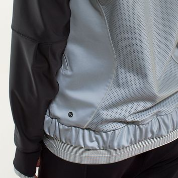Bright Bomber Jacket *Reflective