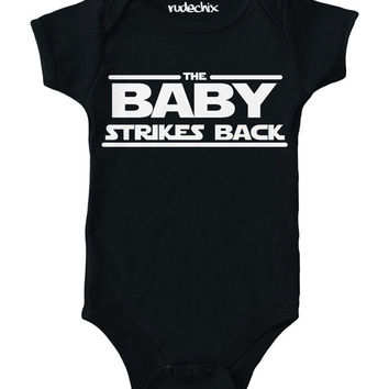 The Baby Strikes Back Onesuit
