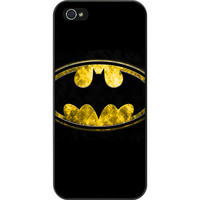 DC Comics Batman Emblem Hard Case for iPhone 5c