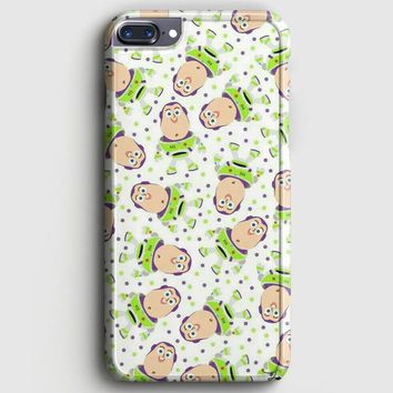 Disney Toy Story Buzz Pattern iPhone 7 Plus Case | casescraft