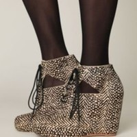 80%20 Loara Cut Out Wedge at Free People Clothing Boutique