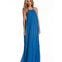 Elan Halter Maxi Dress | Dillards.com