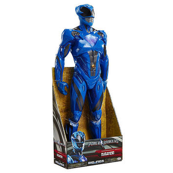 2017 Power Rangers 20 inch Action Figure - Blue Ranger