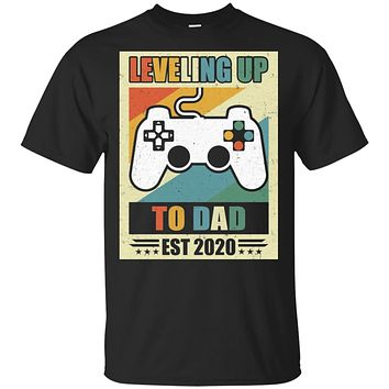 Gamer Promoted To Dad 2020 Leveling Up To Dad Gift