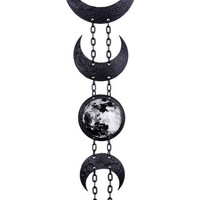 Lunar [Black] | NECKLACE