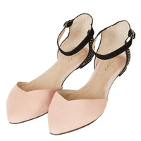 MARNIE 2 Part Pointed Shoes - View All - Shoes - Topshop USA