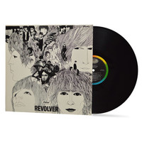 "THE BEATLES - ""Revolver"" vinyl record"