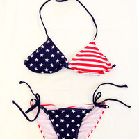American Dream Bikini - TOP