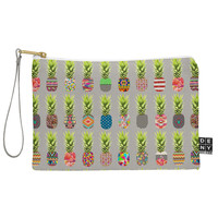 Bianca Green Pineapple Party Pouch