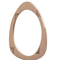 House of Harlow 1960 Jewelry Tribal Engraved Bangle