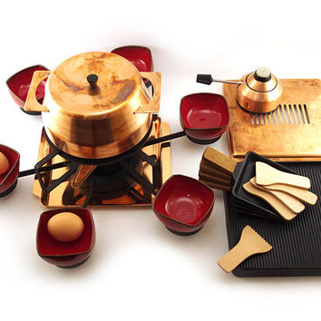 best copper cookware sets products on wanelo. Black Bedroom Furniture Sets. Home Design Ideas