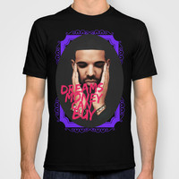 Dreams Money Can Buy T-shirt by Sara Eshak