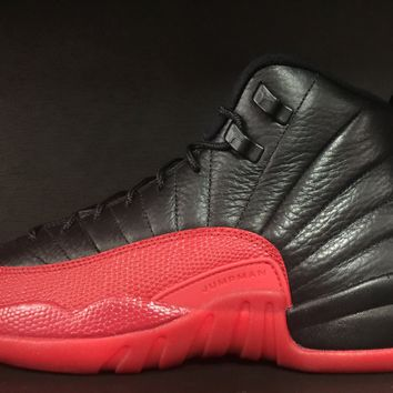 Air Jordan 12 Retro 'Flu Game' Grade School