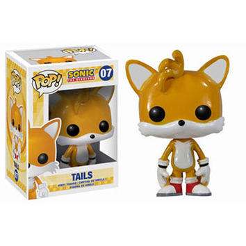 Funko POP! Sonic - Vinyl Figure - TAILS the Fox (4 inch): BBToyStore.com - Toys, Plush, Trading Cards, Action Figures & Games online retail store shop sale