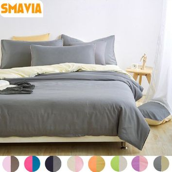 Hot Sale Bedding set 3/4pcs Duvet cover sets bed linen Bed sets include Duvet Cover Bed sheet Pillowcase Queen full twin size