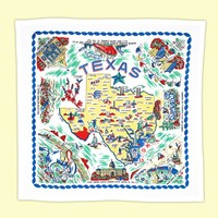 Texas Yellow Flower Sack