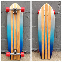 The Patriot Longboard Skateboard, by Salemtown Board Co. - Salemtown Board Co. on Taigan