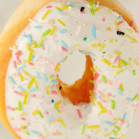 Sprinkle Donut Plush Ornament - Urban Outfitters