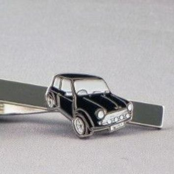 Mini Tie Clip - Available in Black, Red or White