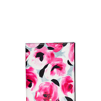 Kate Spade Cedar Street Rose Passport Holder Posy Red Multi ONE