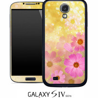 Flowerland Skin for the Samsung Galaxy S4, S3, S2, Galaxy Note 1 or 2