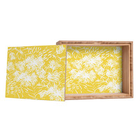 Vy La Bright Breezy Yellow Jewelry Box