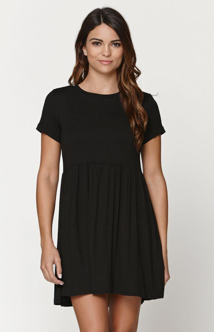 Baby Doll Dresses. During the warm summer months, babydoll dresses are a nice alternative to jeans and shorts. Wear a shorter-style dress to work, school or .