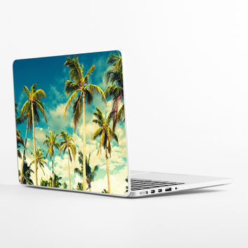 Tropical Sky Laptop Skin