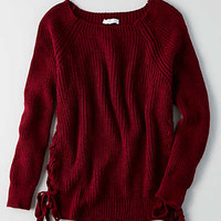 Don't Ask Why Oversize Sweater, Just Rosey