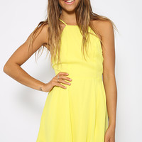 Damsel Dress - Citrus