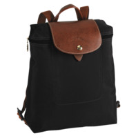 Backpack - Le Pliage - Handbags - Longchamp - Black - Longchamp United-States
