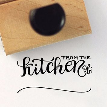 Stamp - From the kitchen of