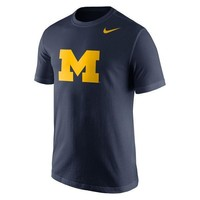 NCAA Michigan Wolverines Primary Logo T-Shirt