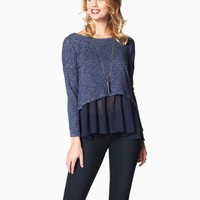 Casual Breeze Top | Charming Charlie