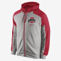 NIKE GT PERFORMANCE FULL-ZIP (OHIO STATE)