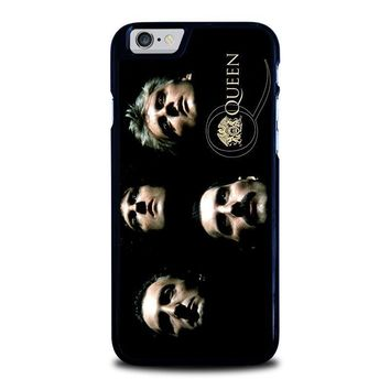 queen iphone 6 6s case cover  number 1