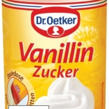 Dr. Oetker Vanilla Sugar in the Shaker