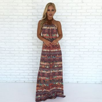 Pamela Maxi Dress By SKY