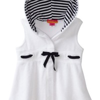 Kate Mack Baby-girls Infant Sleeveless Terry Coverup