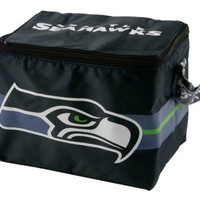 Seattle Seahawks 6pk Lunch Cooler
