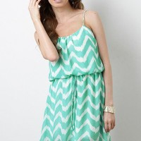 Favorable Outlook Dress